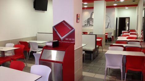 Establecimiento Telepizza BILBAO I (IPARRAGUIRRE)