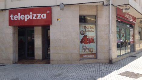 Establecimiento Telepizza TORRELAVEGA (S)