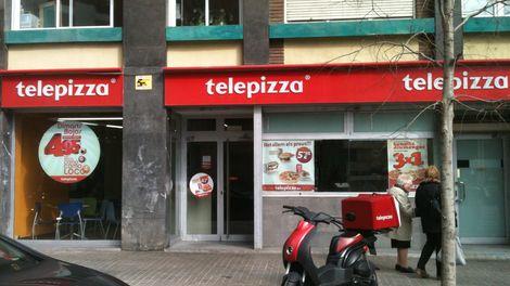 Establecimiento Telepizza VILADOMAT (B)