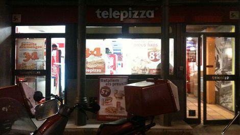 Establecimiento Telepizza GRAN DE GRACIA (B)