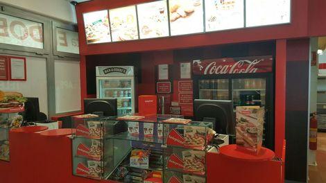 Establecimiento Telepizza PASEO DE LAS DELICIAS