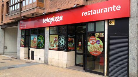 Establecimiento Telepizza GIJON II (AVDA CONSTITUCION)