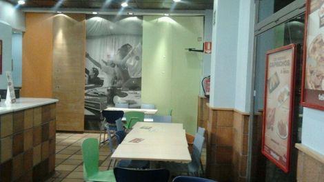 Establecimiento Telepizza ENTREVIAS (M)