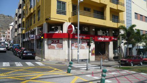 Establecimiento Telepizza SANTA CRUZ DE TENERIFE (TF)