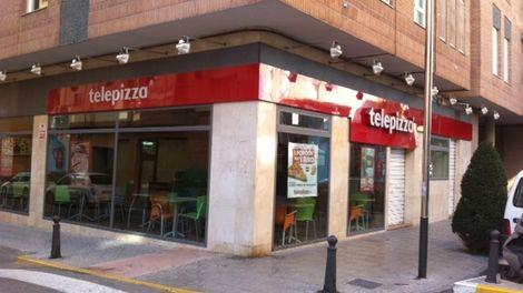 Establecimiento Telepizza VILLENA (A)