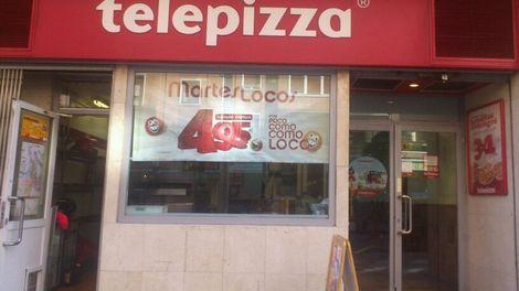 Establecimiento Telepizza SANTURCE (BI)