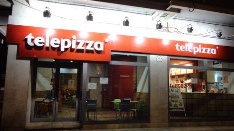 Establecimiento Telepizza ALZIRA (V)