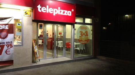 Establecimiento Telepizza CIUDAD DE LOS ANGELES II (ALIANZA)