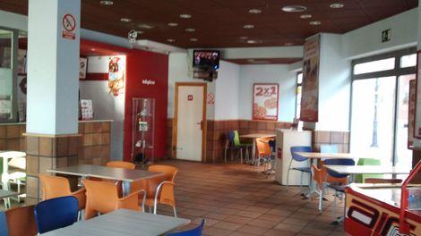 Establecimiento Telepizza MURCIA III (AVDA MARINA ESPAÑOLA)