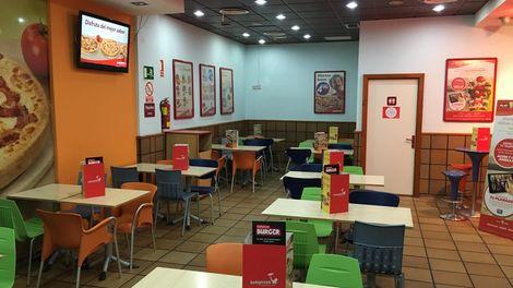 Establecimiento Telepizza ARCOS DE LA FRONTERA