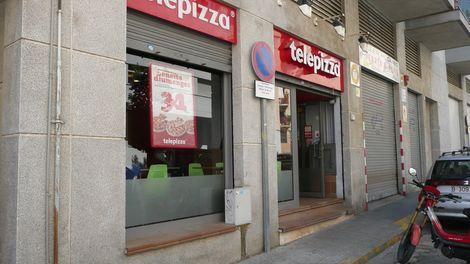 Establecimiento Telepizza ARENYS DE MAR (B)