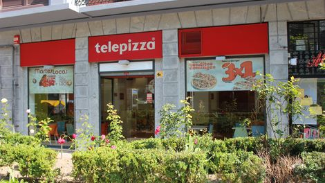 Establecimiento Telepizza ATEGORRIETA (SS)