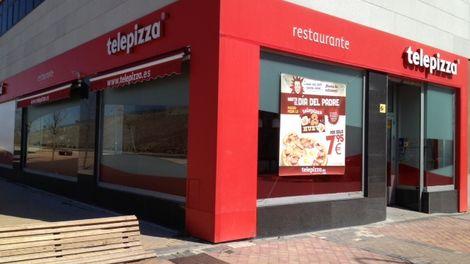 Establecimiento Telepizza ENSANCHE DE VALLECAS (M)