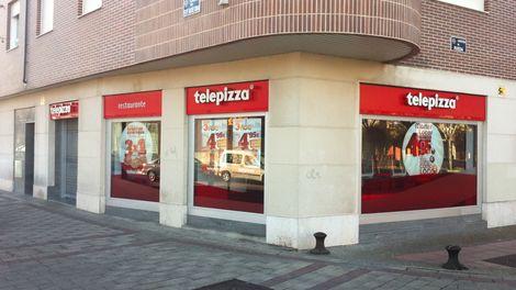 Establecimiento Telepizza COVARESA (VA)