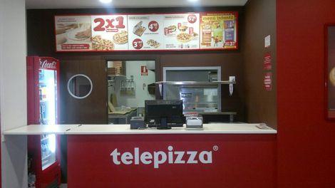 Establecimiento Telepizza REQUENA (V)