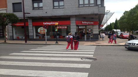 Establecimiento Telepizza EL LLANO (GIJÓN)