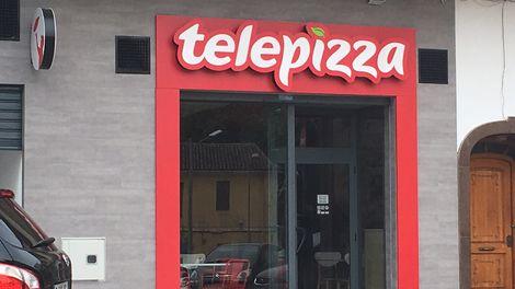 Establecimiento Telepizza MT Bétera