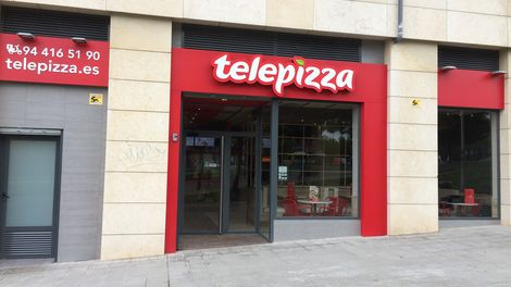 Establecimiento Telepizza Miribilla (Bilbao)