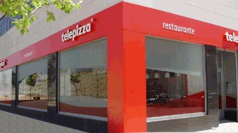 Establecimiento Telepizza LEGANES I (MARTIN VEGUE) (M)
