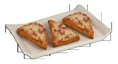 Crostinis de Bacon 3 unds.