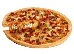 Pizza Especial con Cebolla
