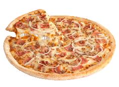 Pizza Tejana con Cebolla