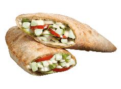 Kebab queso de rulo