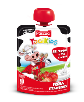 Yogurt Yogikids Fresa