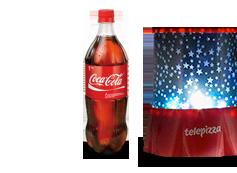 Con tu litro de Coca Cola, llévate un proyector de estrellas
