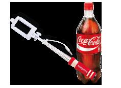 Llevate un palo selfie de REGALO con tu Coca Cola 1L. por