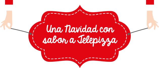Estas Navidades diviéritete con Telepizza