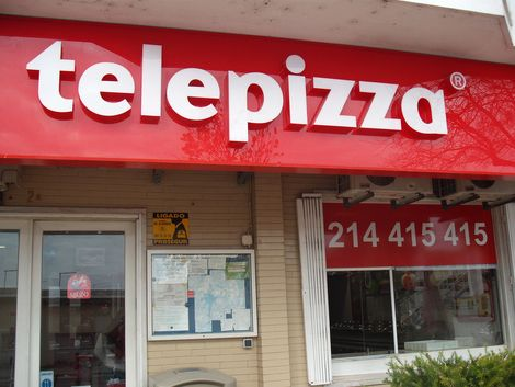 Estabelecimento Telepizza OEIRAS