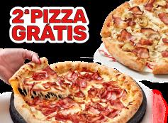 2x1: Pede 2 Pizzas Médias paga só 1!