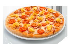 1 pizza média (até 4 ingr)